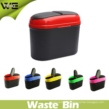 High Quality Car Dustbin Plastic Waste Bin Container