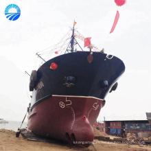 airbags marinos de alto cojinete para lanzamiento de barcos