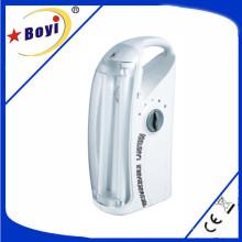 Feux de secours rechargeables LED / SMD avec sortie USB, blanc neuf