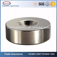 2017 Imán sinterizado magnético modificado para requisitos particulares del alnico del stong de China