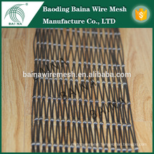 stainless steel wire netting/bird netting wire mesh/stainless steel wire rope mesh net