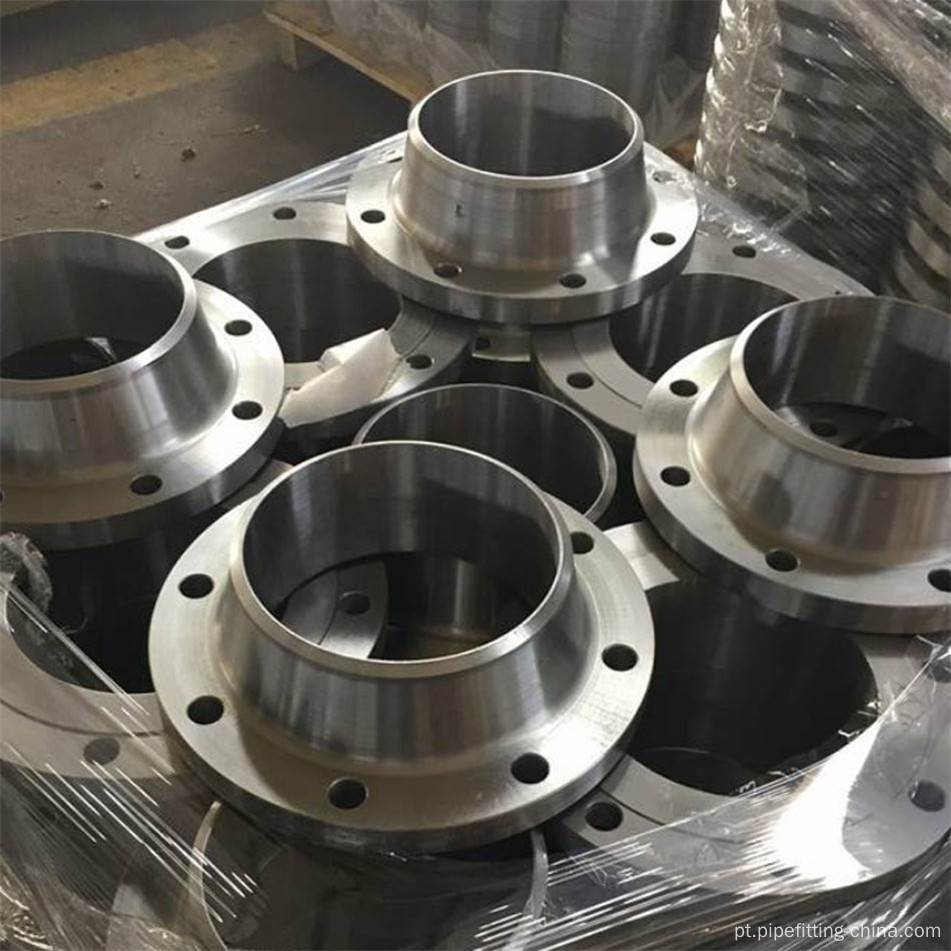 ASME B16.5 Aço Carbono Slip-on Flange RF