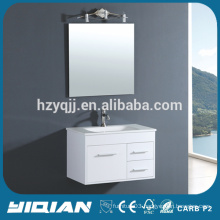 Hot Sell Yiqian Supply Waterproof PVC White Cabinets