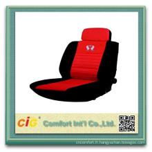 prix concurrentiel personnalisé velours imprimé housse de siège de voiture Design