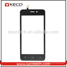 Teléfono negro del color externo Touch Screen Digitizer Reemplazo Para Doogee DG800