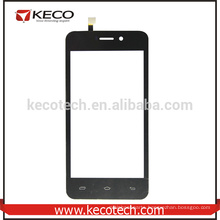 Black Color Phone Outer Touch Screen Digitizer Replacement For Doogee DG800