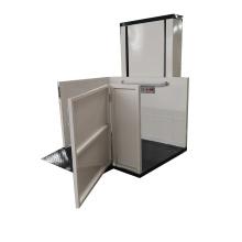 Ascenseur de fauteuil roulant de 1 à 6 m approuvé CE pour les anciens