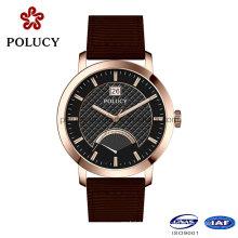 Горячие Продажа классические нейлоновые лямки часы для мужчин