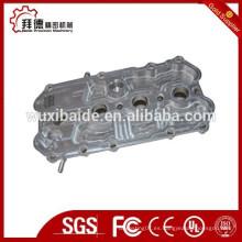 Aluminio de aluminio de fundición de piezas de motores / auto motor de cubierta de fundición a presión