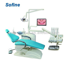 Top Mounted Dental Unit Electrically Dental Chair with FDA&CE ISO Dental Chair Units