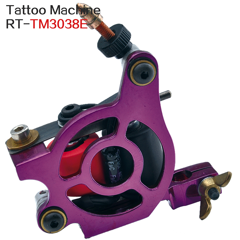 Machine de tatouage Empaistic 8 bobines