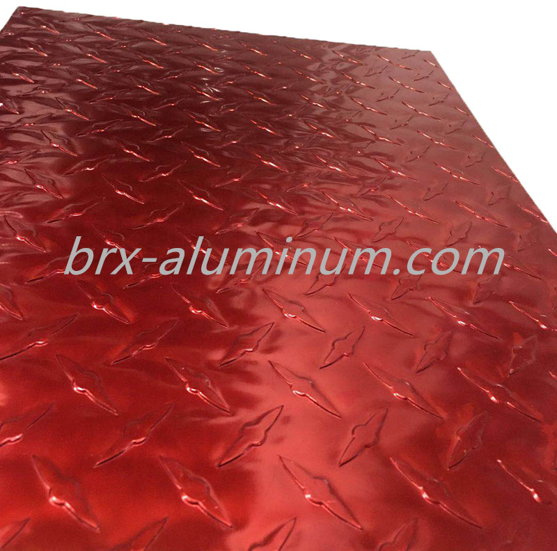 Decorative Aluminum Sheet