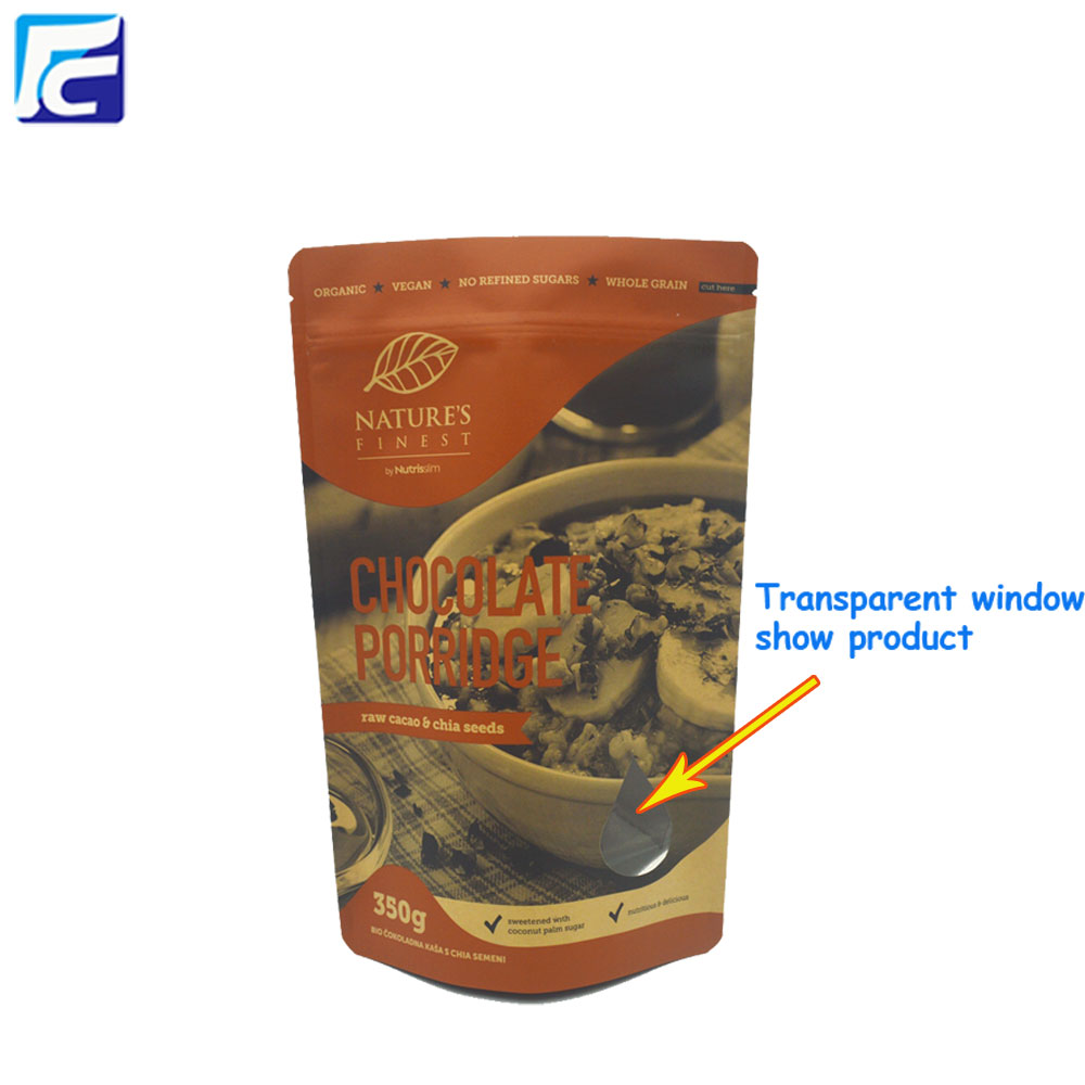Powder Food Packaging Bags