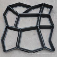 fabricante de moldes de plástico e molde de pavimentação de plástico