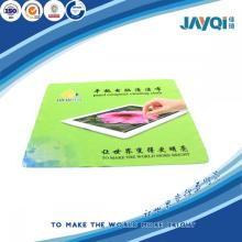 Custom Microfiber Wipe Cloth of Laptop Screen