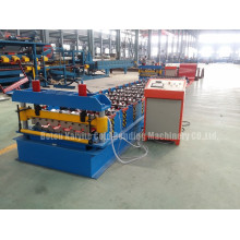 IBR Panel Roll Forming Machine para techo