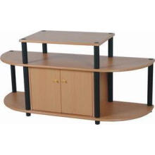 Wooden Modern Television Stands For Living Room With 2 Cabi