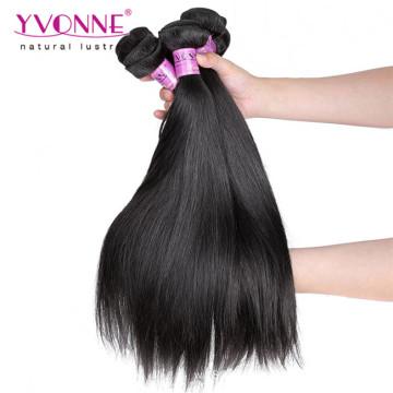 Оптовая Девы Волос Перуанский Прямые Человеческие Волосы
