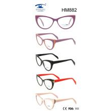 Handmade Colorful Cat Multi Color Acetate Eyeglasses (HM882)