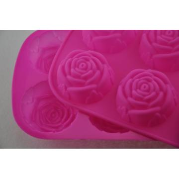 Supply for Silicone Pudding Mold Cake Chiffon Mould Silicone Bakeware supply to Indonesia Importers