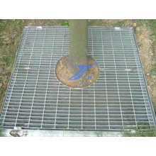 Высокое качество стальная решетка (завод)