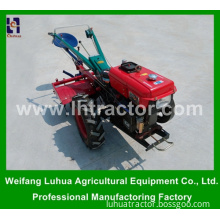 agricultural used 12hp mini walking tractor