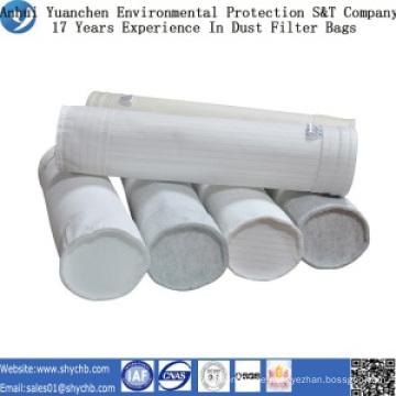 Staub-Kollektor-Polyester-nichtgewebter Filterbeutel für Mischungs-Asphalt-Anlage