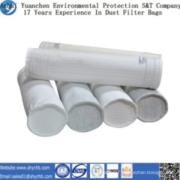 Factory Supply Polyester Dust Collection Filter Bag for Chemicial Industry
