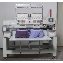 2 Heads Embroidery Machine Price