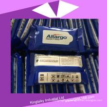 Выдвиженческий подарок влажные салфетки пакет ткани (БХ-002)