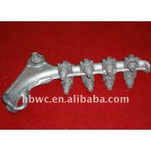 braçadeira de montagem de ligação (tipo de parafuso)