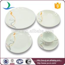 Elegante Jantar Porcelana Set Atacado
