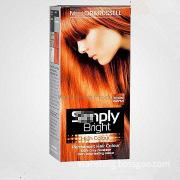 Hot sell hair dye packaging boxes