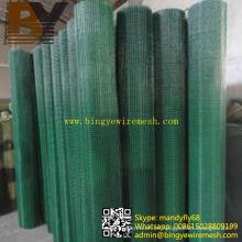 Hochwertiges PVC beschichtetes geschweißtes Netz