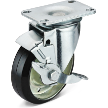 Heavy Duty Casters for Mining area