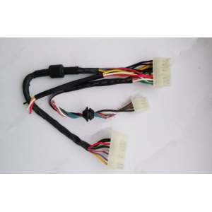 4.2mm Pitch Air Blowe Heat Shrink Tube Wiring Harness