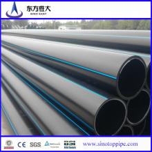 HDPE Pipe Spezifikationen mit guter Qualität