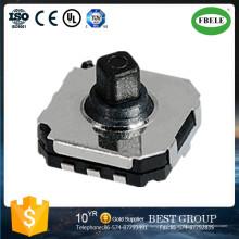 Кнопочный переключатель с лампой постоянного и переменного тока ламп