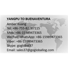 Hainan Yangpu to Columbia Buenaventura