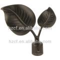 A19240 туловища формы металлический карниз штанги, декоративный карниз, аксессуары для штор