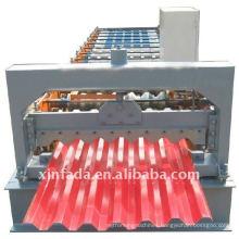 35-125-750 Steel Sheet Corrugation Machine
