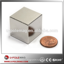 Low Price N50 Rare Earth Neodymium Magnet Permanent Block