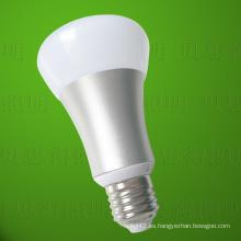 Luz de bulbo de aluminio de 7W 9W 12wdie-Casting de aluminio