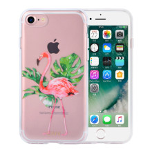 IMD Flamingo antideslizante carcasa iPhone8 Plus