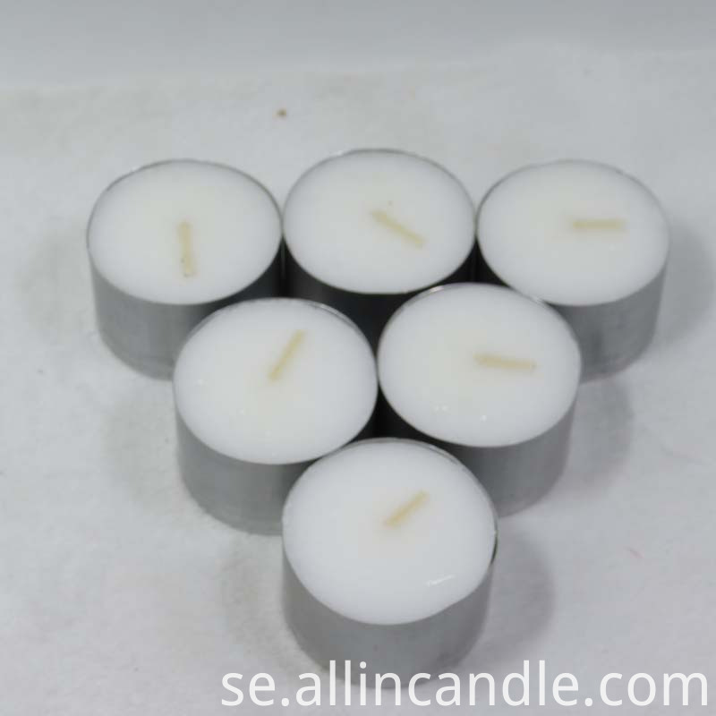 White Tealight