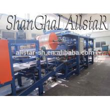 línea de máquina de producción de panel de emparedado del EPS