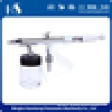 HSNEG HS-82 China Pressão de garrafa 22cc dupla de pressão ajustável Airbrush