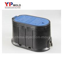 usine de moule de boîte de compteur d'eau en plastique d'injection de porcelaine