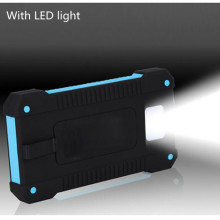 LED-Licht multifunktionale Outdoor-Lithium-Powerbank