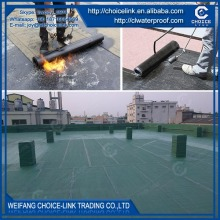 for roof polyester reinforced SBS modified bitumen waterproof membrane